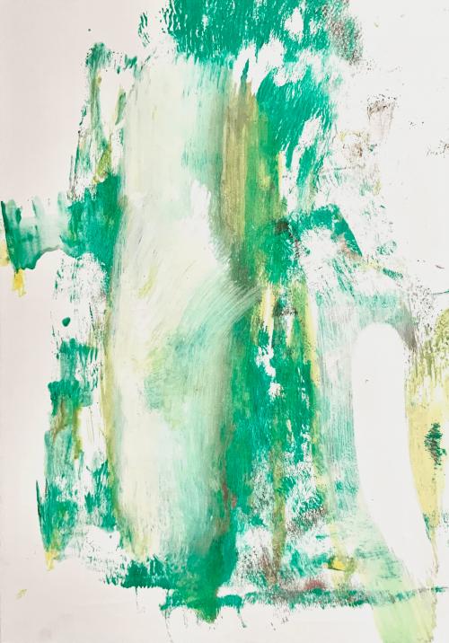 tkpaintings.com Lemongrass Lime Spritzer 100cm x 70cm print on canvas